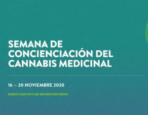 Imagen Semana concienciación cannabis medicinal